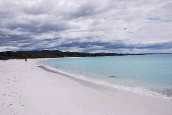 Tasmanie - Binalong Bay