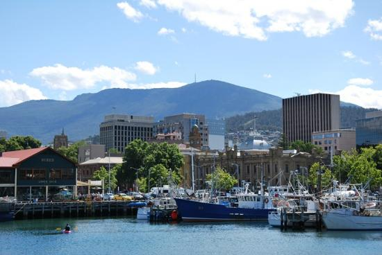 Tasmanie - Hobart