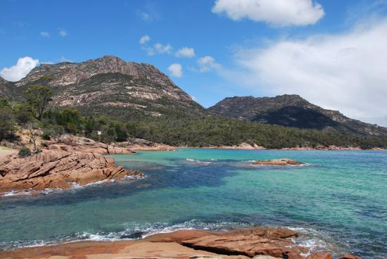 Tasmanie - Honeymoon Bay (2)