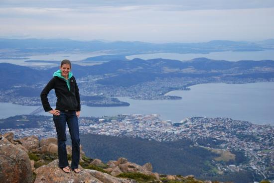 Tasmanie - Mount Wellington (3)