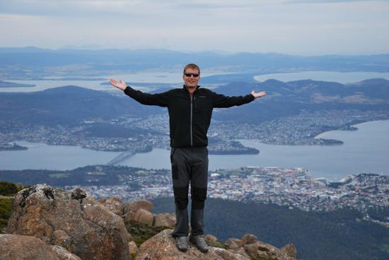 Tasmanie - Mount Wellington