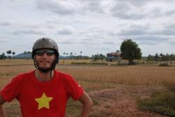 Kampot à scooter