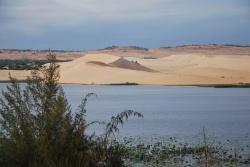 Les dunes de sable blanc de Mui Né