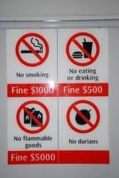 Amendes du métro