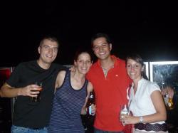 Olivier, Marie, Tm et Lucie-Anne